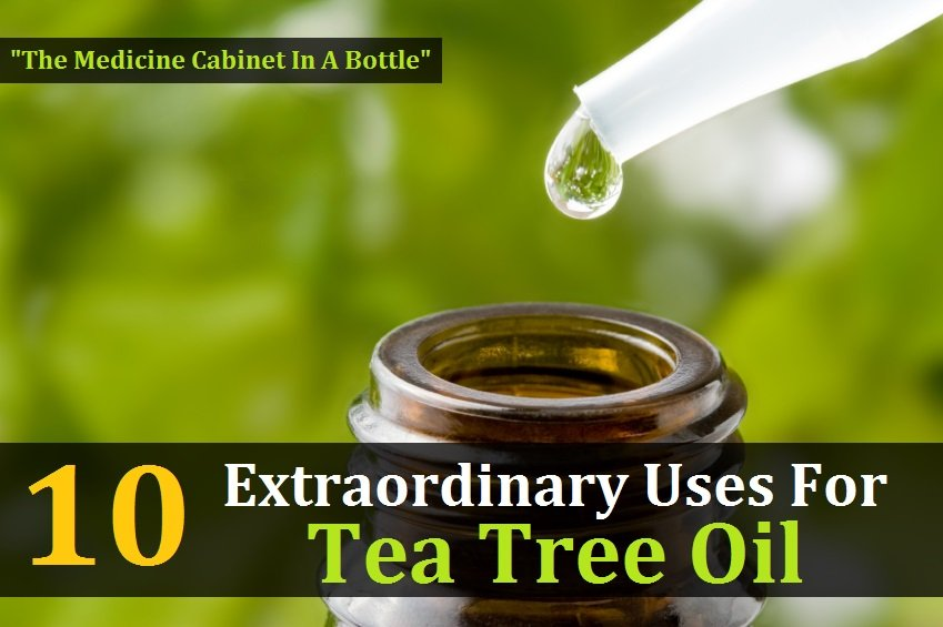 13 Uses For Tea Tree Oil That Will Change Your Life