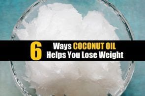 6 Genius Ways Coconut Oil Helps You Lose Weight