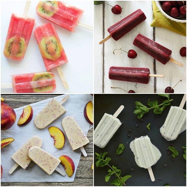 25 Real Food Popsicle Recipes That Will Awaken Your Tastebuds