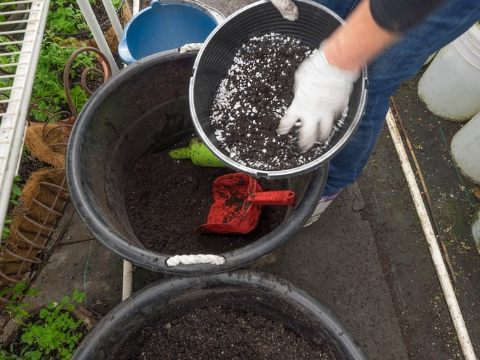 How To Make Your Own Super Powered Potting Soil