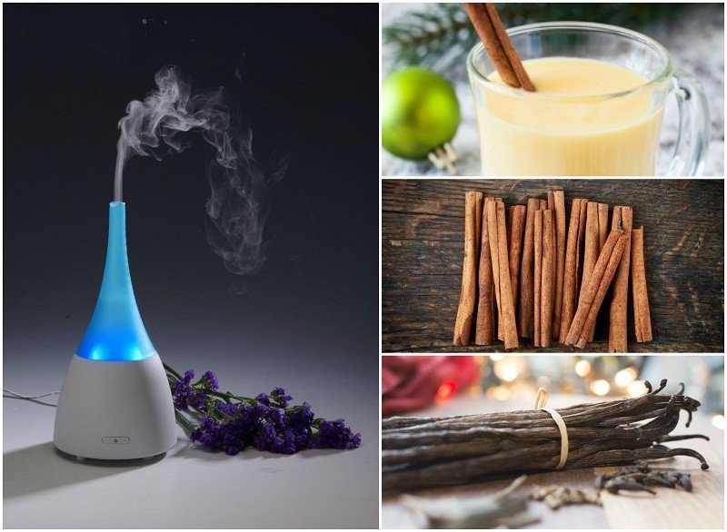 10 Christmas Diffuser Blends That Will Warm Up Your Home This Winter