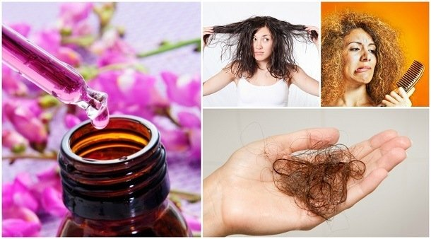 15 Essential Oils For Your Hair