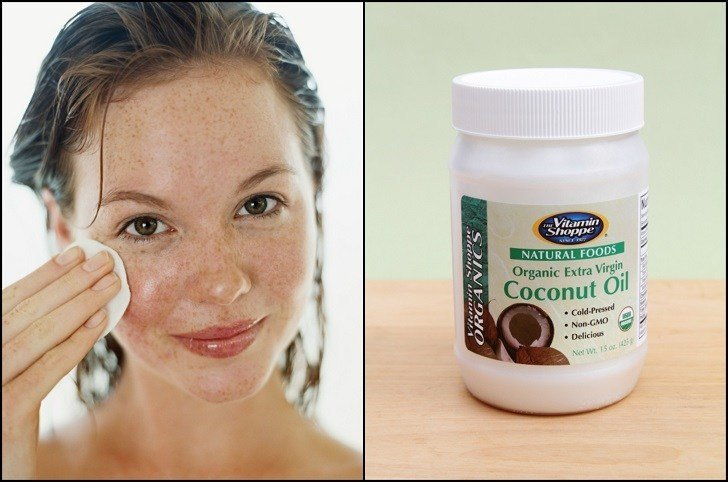 10 Reasons To Start Putting Coconut Oil On Your Face & Skin