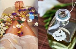 12 Essential Oil Elixirs To Add To Your Bath To Fix Almost Anything