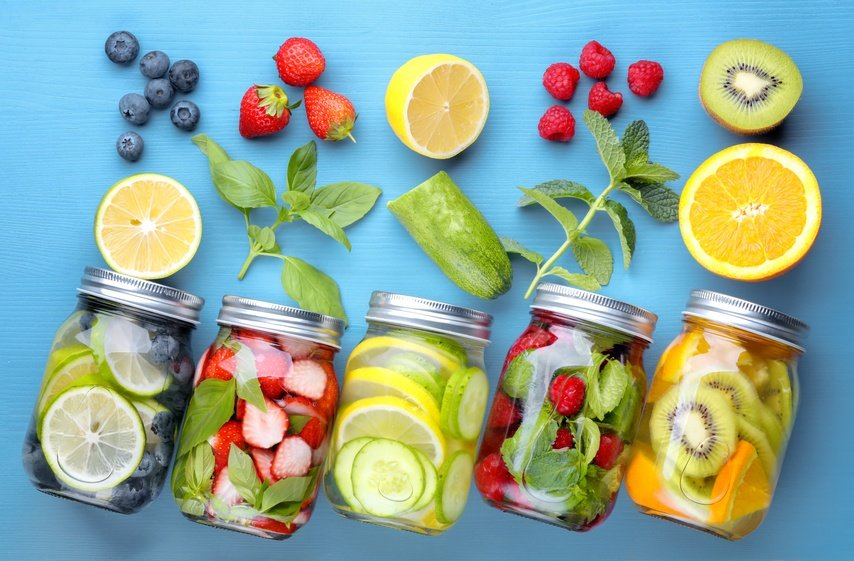 6 Vitamin Water Recipes That Make Drinking Water Fun