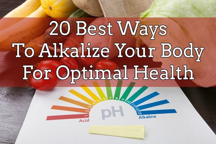 20 Best Ways To Alkalize Your Body For Optimal Health TEXT
