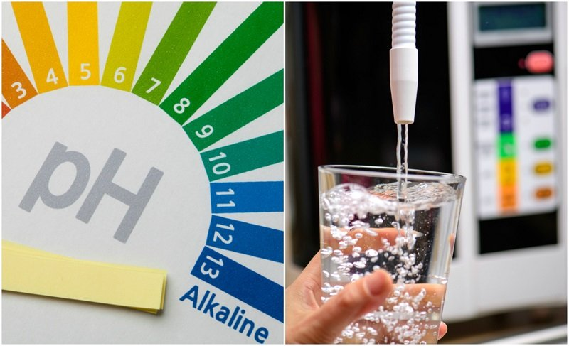 7 Reasons To Drink Alkaline Water + How To Make It