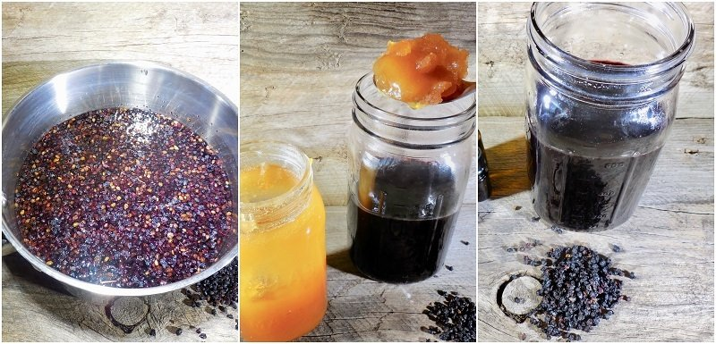 Homemade Elderberry Syrup + 7 Reasons You Should Have A Tbsp Per Day