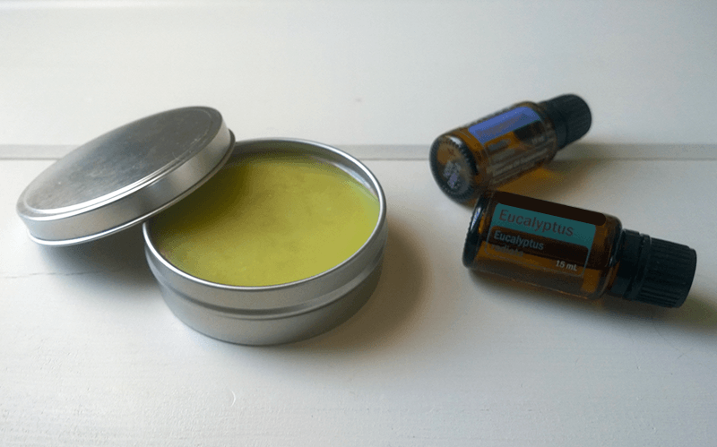 Homemade 2 Minute Vapor Rub To Blast Away Sinus Congestion