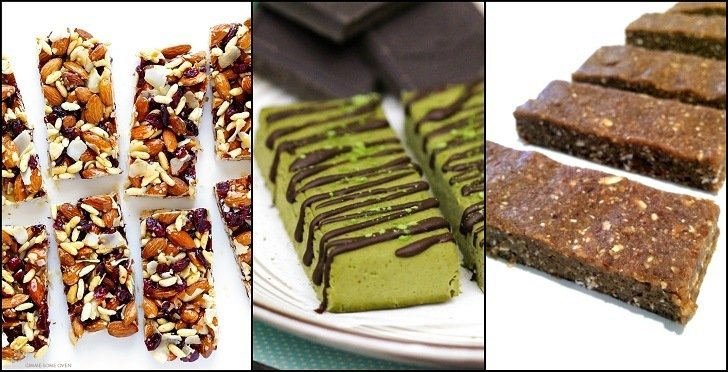 5 Best Homemade Protein Bars + The Best & Worst Store Bought Bars