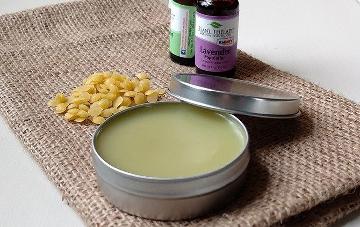 Homemade Sore Muscle Rub For Fast Pain Relief