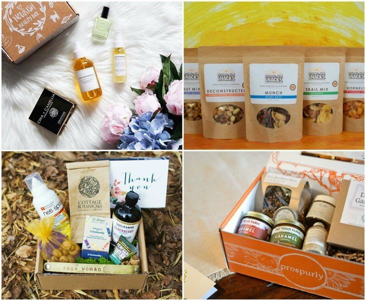 15 Best Subscription Boxes For Natural Living Lovers