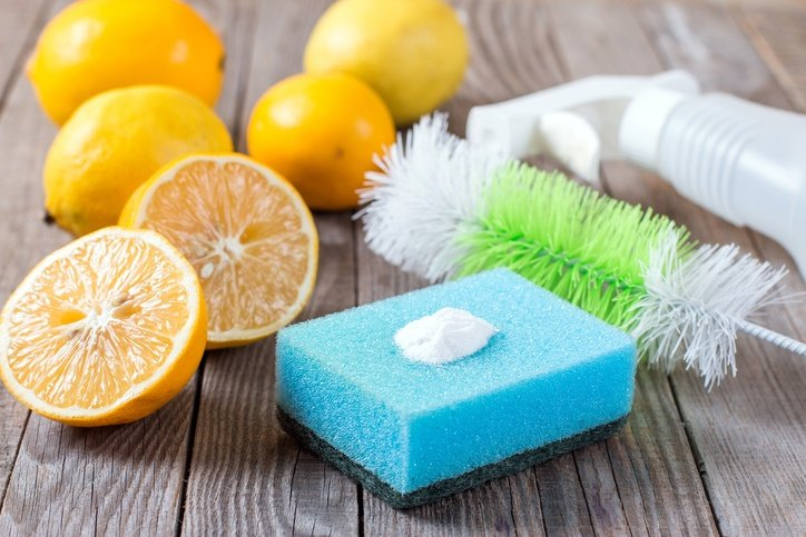 8 Powerful Homemade Cleaning Products To Clean Your Entire Home