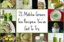 21 Matcha Green Tea Recipes You've Got To Try