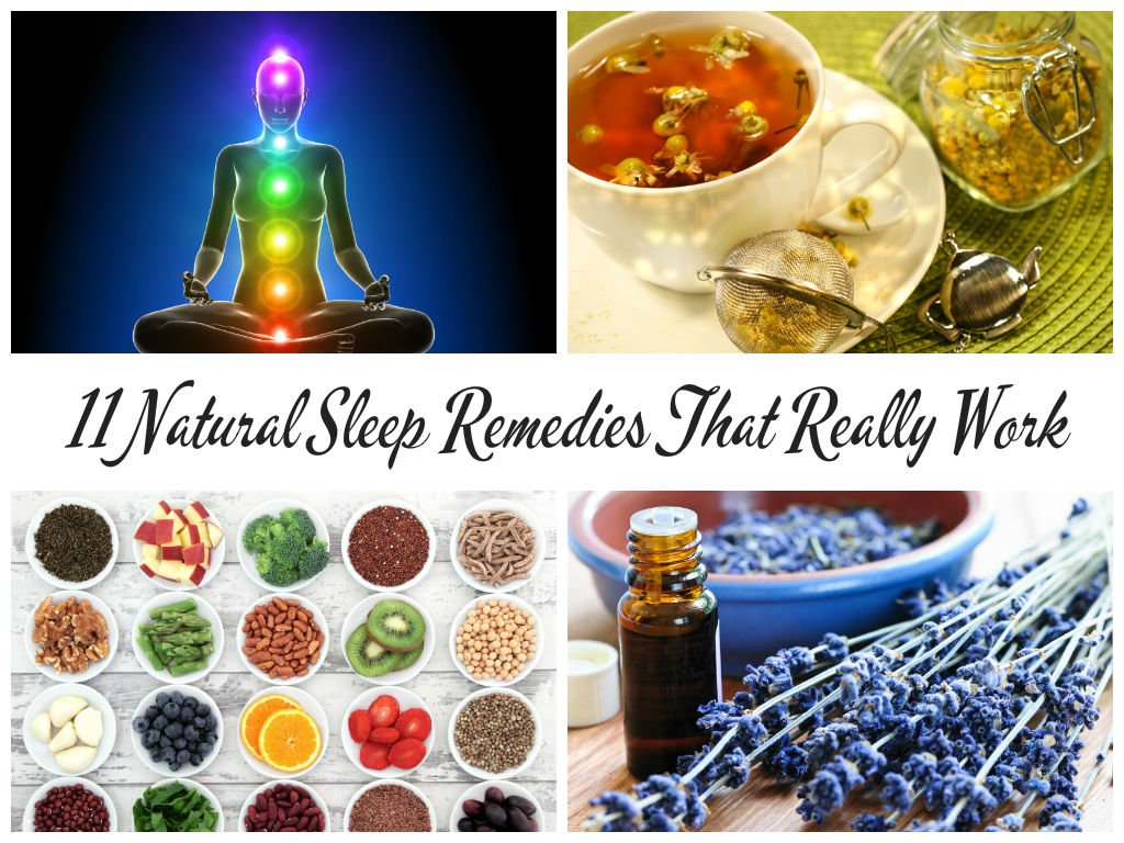 11 Natural Sleep Remedies That Really Work