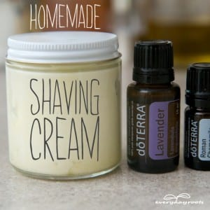 Silky, Fluffy, Chemical-Free Shaving Cream