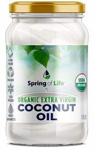 Spring Of Life Coconut Oil