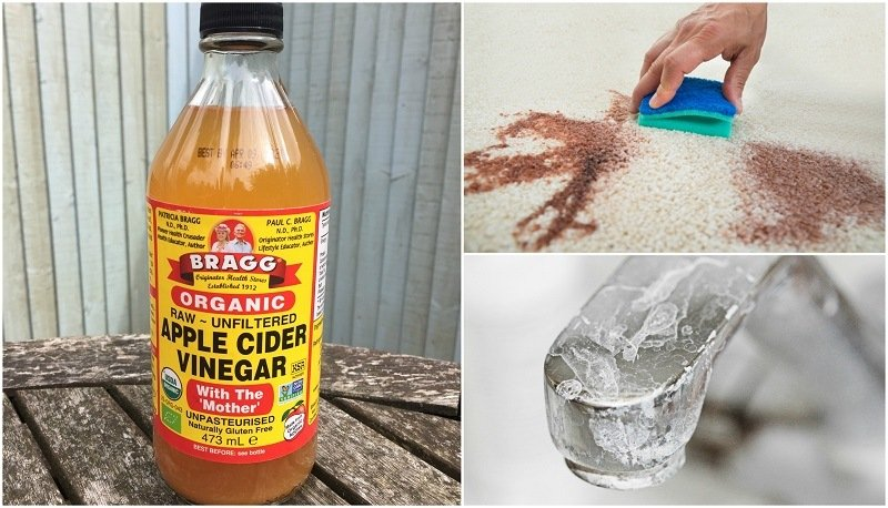 Image result for Apple Cider Vinegar Use it as a Natural Cleaner