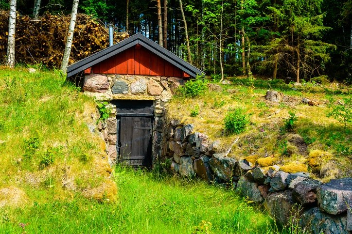 Basement Construction Ideas To Strengthen Your Basement How To Build Your Own Root Cellar At Home