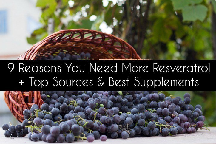 9 Reasons You Need More Resveratrol Top Sources Best Supplements