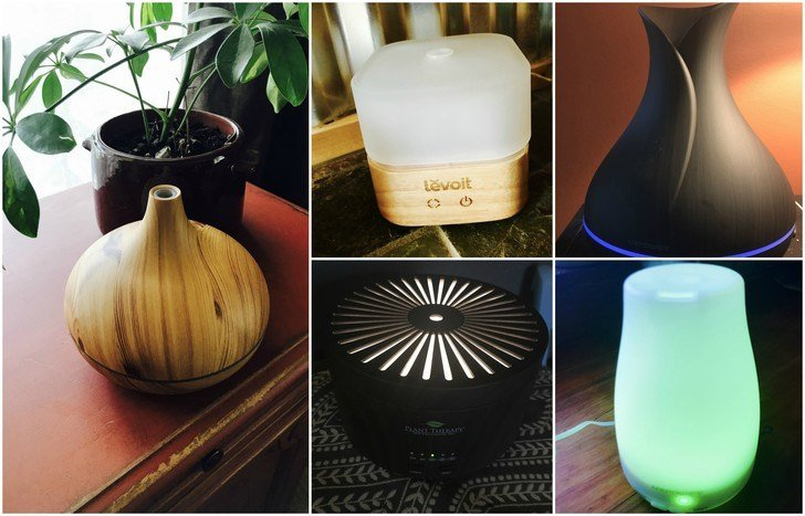We Tested The 5 Most Popular Essential Oil Diffusers This Is The Best