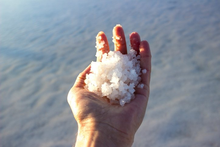 7 Incredible Benefits Of Dead Sea Salt