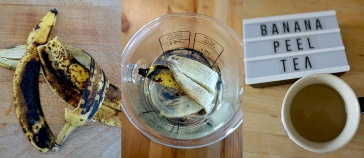 6 Reasons To Make Banana Peel Tea & How To Do It