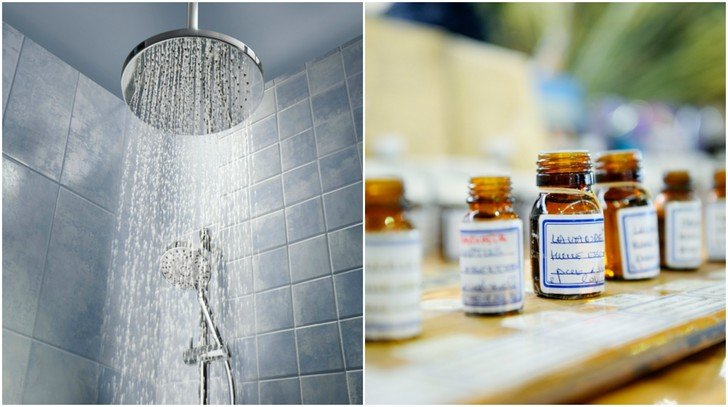 3 Ways To Use Essential Oils In The Shower & 22 Best Oils To Try