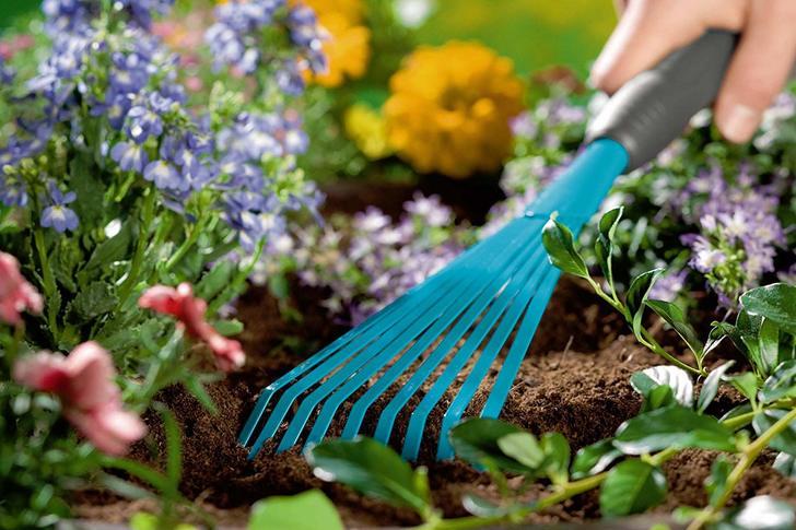 Garden Hand Rake