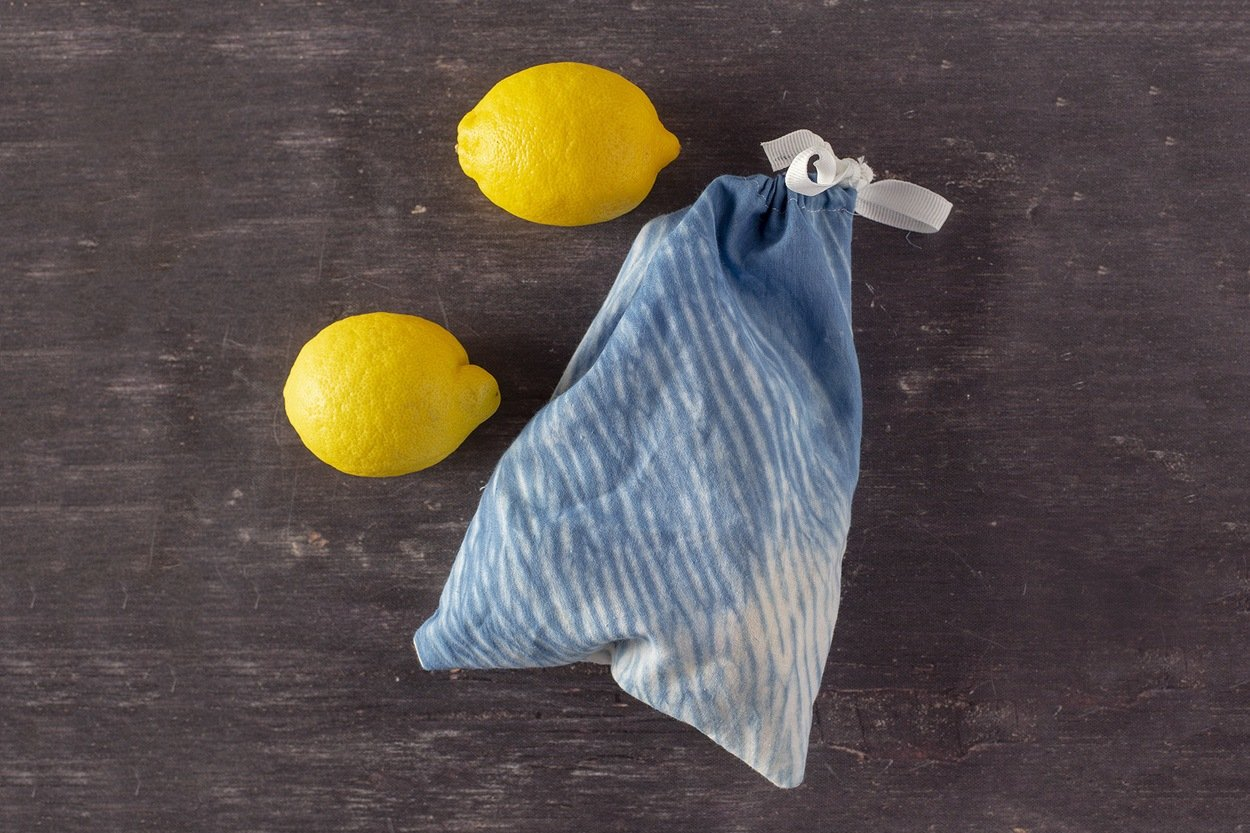 How To Make Your Own Reusable Produce Bags