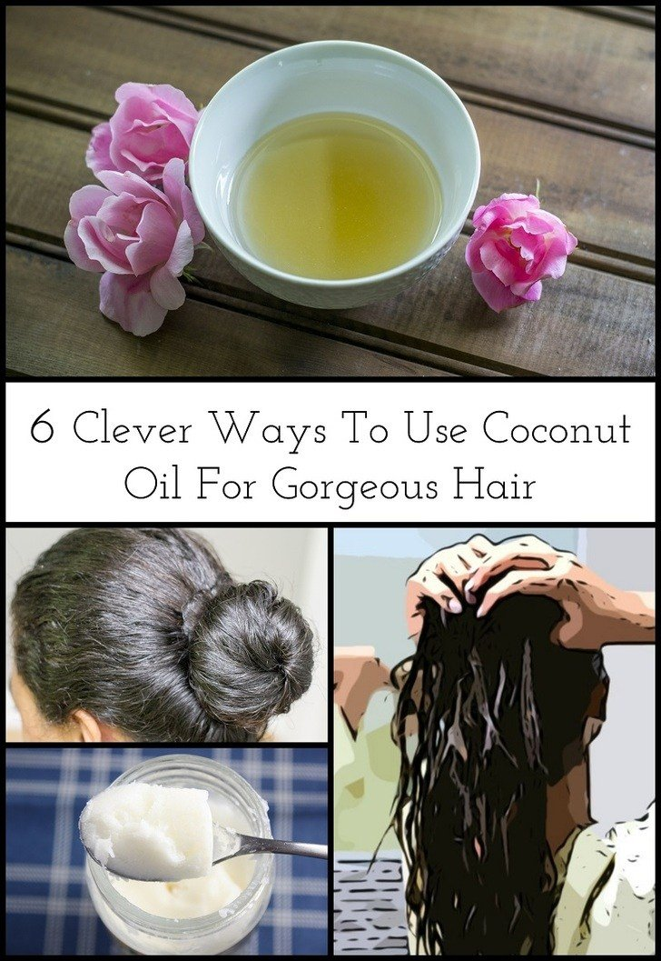 Rubbing coconut oil into your hair and scalp can do some pretty impressive things. You\'ll want to try this...