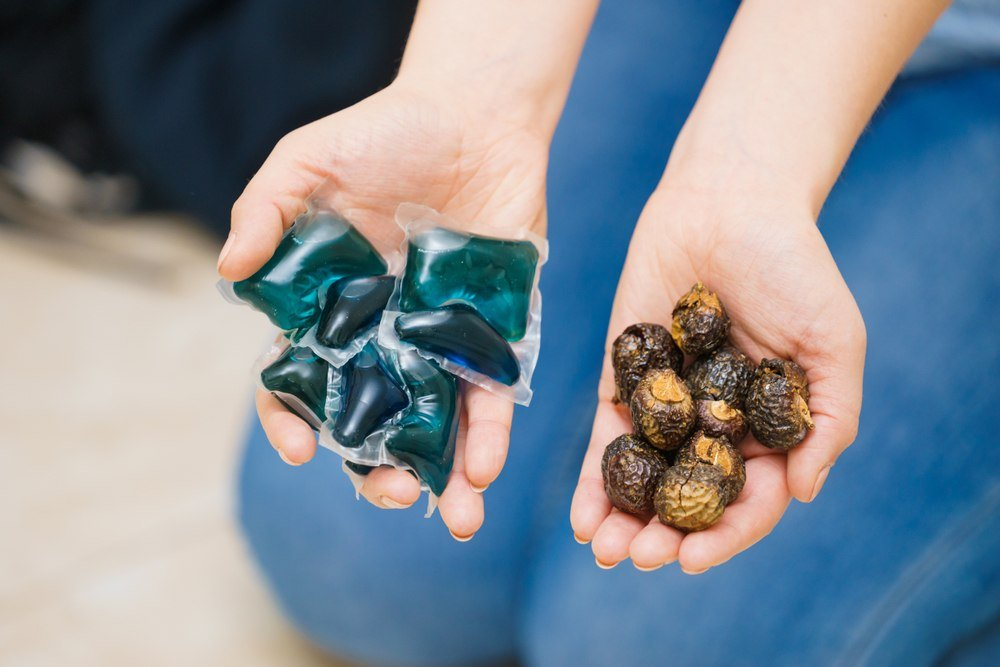 5 Reasons To Use Soap Nuts For Laundry, Cleaning & More